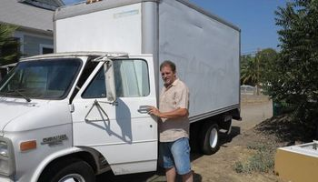 Moving or hauling with 14 foot box van