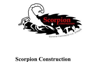 Scorpion Construction - remodel or build