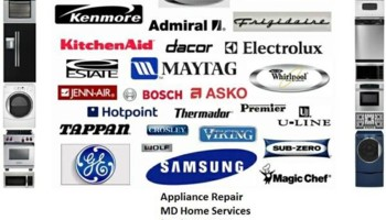 MD Home Services - APPLIANCE REPAIR, FREE ESTIMATE WITH REPAIR!!!
