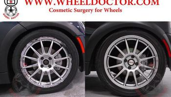 Alloy Wheel Repair/ Rim Repair/ Detail