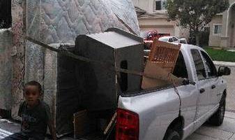 A-team hauling - $75per truck load