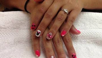 New Nail Salon -  $20 for two regular manicures!