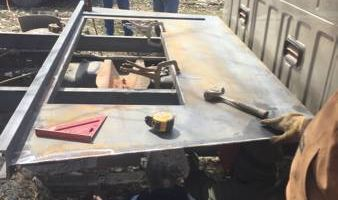 Mobile welder (stick/tig/pipe/structural)