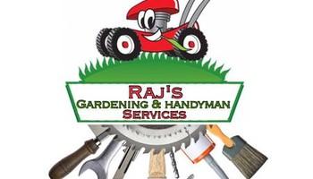 RAJ'S HANDYMAN & GARDENING SERVICES
