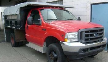 Ford Hauling | Junk Removal