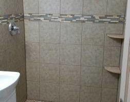 MTM CONSTRUCTION. BATHROOM REMODELS Starting at $2,800