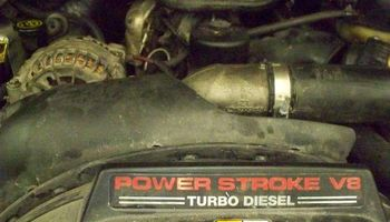 Ford Superduty Diesel 6.0 repairs