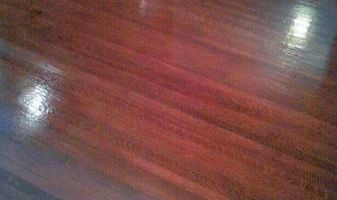 Hardwood Floor Complete Refinishing at Top Quality Work!