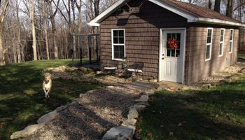 The Canine Cottage! Dog boarding $25.00 per night