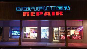 QUICK Computer REPAIR Service in BEST TILE PLAZA
