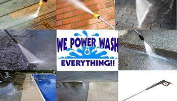 Complete Outdoor, Power Washing & Restoration