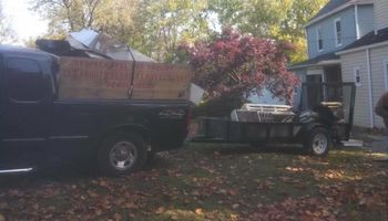 Tate's Junk Removal & Hauling Clean Outs, Clean Up, Debris, Scrap ETC.