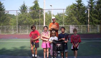 Local tennis lessons for children/adults