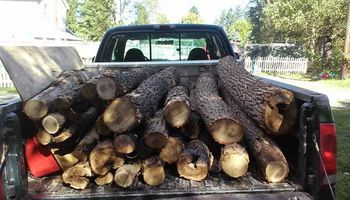 Firewood! Get your firewood here! $90 delivered