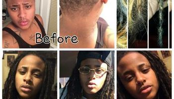 Do you want to be a dread head? Shay hand makes realistic dreads