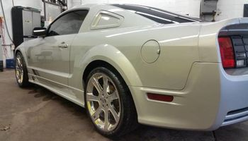 Auto detailing, window tinting and dent removal