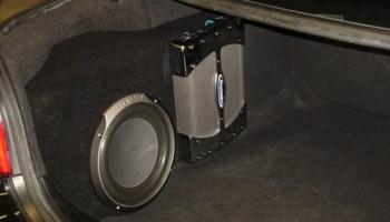 Car Audio/Marine Installation