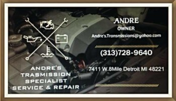 A-1 Andres Transmission Specialists & Diagnostics Service and Repairs