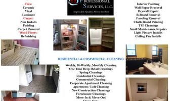 Trinity Professional Services, LLC - cleaning, painting,