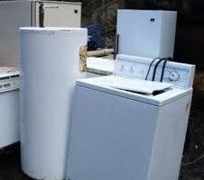 FREE HAUL AWAY OF METAL & APPLIANCES