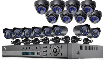 Home CCTV Security Camera Systems; Complete Setup and Installation
