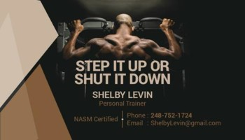 Certified Personal Trainer - I Come to You