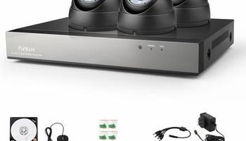 DG Electric. Security cameras, lighting, generator installs and more