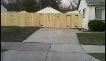 Built rite fence & decks