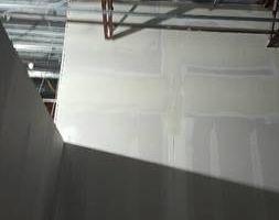 Drywall hang & finish
