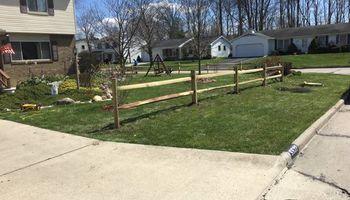Custom fences, decks, sheds by Tony at T&R