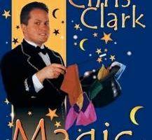 Magician FOR KIDS PARTIES - Chris Clark