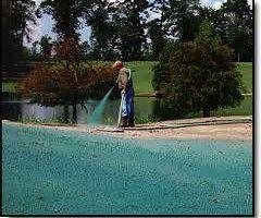Myrice Landscape & Design. Hydro-Seeding