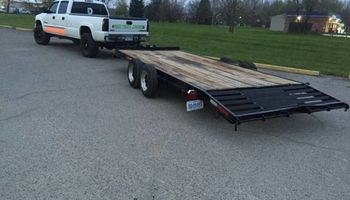 Hauling/ transpoting. You need hauled - give me a call!