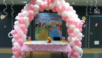 Guri Guri Balloon Decorations
