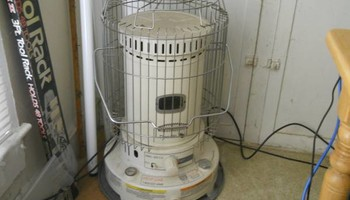 KEROSENE HEATER SERVICE - REPAIR