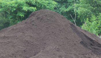 Mulch, Sandrock, Top Soil, Compost, Gravel