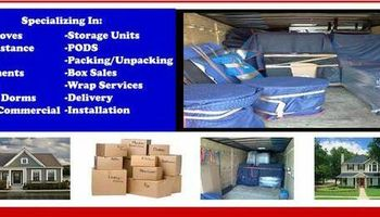 Local Or Long Distance Moving -  Trucks+movers+Loading/unloading