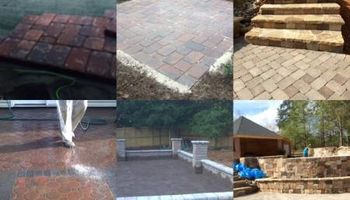 Paver jobs needed? Call OSEL MORENO!