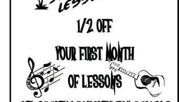 Smith Whitley Music. The Areas Best Music Lessons!!!