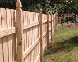Martinez Professional Fence and Playground installation