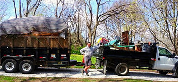 Schott Services - hauling and junk removal