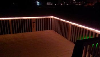 FENCING/ DECKS/ CUSTOM OR STANDARD / LIGHTING