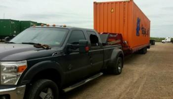 Ruben Ramirez heavy hauling
