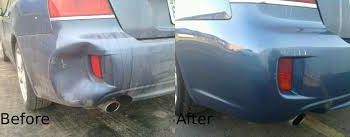 Tony's Body work and head light restoration. Call for free est!