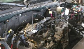 Diesel mechanic and truck accessories