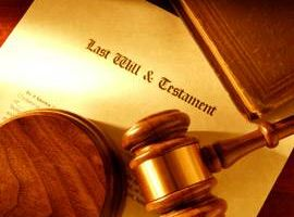 Drafting of Last Will & Testament (fee negotiable)