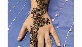 Eid-ul-Fitr Henna... Mendhi for Chand Raat