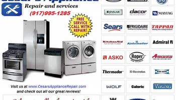 NYC RELIABLE APPLIANCE REPAIR / SAME DAY SERVICE