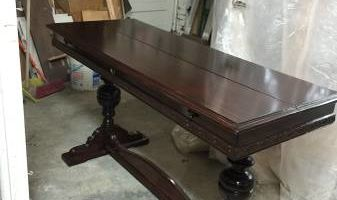 Furniture repairs and refinish..low prices pick up and delivery
