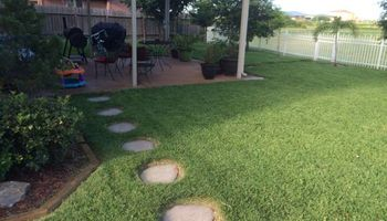 MOW YARDS: TRIM, EDGE, EVERYTHING! PROFESSIONAL RESULTS!